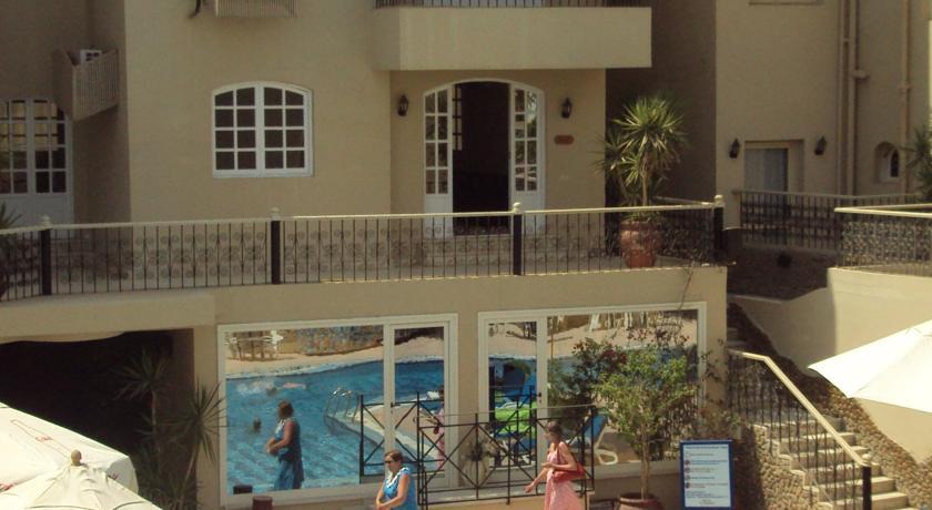 elysées hotel hurghada